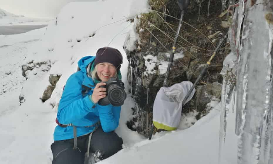 My first solo wild camp Phoebe Smith – Adventurer, author of Extreme Sleeps, broadcaster