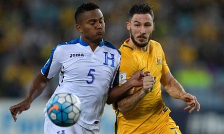 Australia v Honduras: World Cup 2018 qualifying play-off, second leg - live!