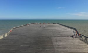 'A canvas where people bring the colour': dRMM's prizewinning transformation of Hastings Pier, which won the 2017 Stirling prize