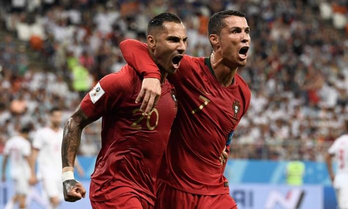 VM 2018: Iran nær det fantastiske Portugal, men Quaresma-målet er nok