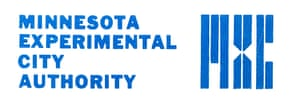 Logo for the Minnesota Experimental City Authority