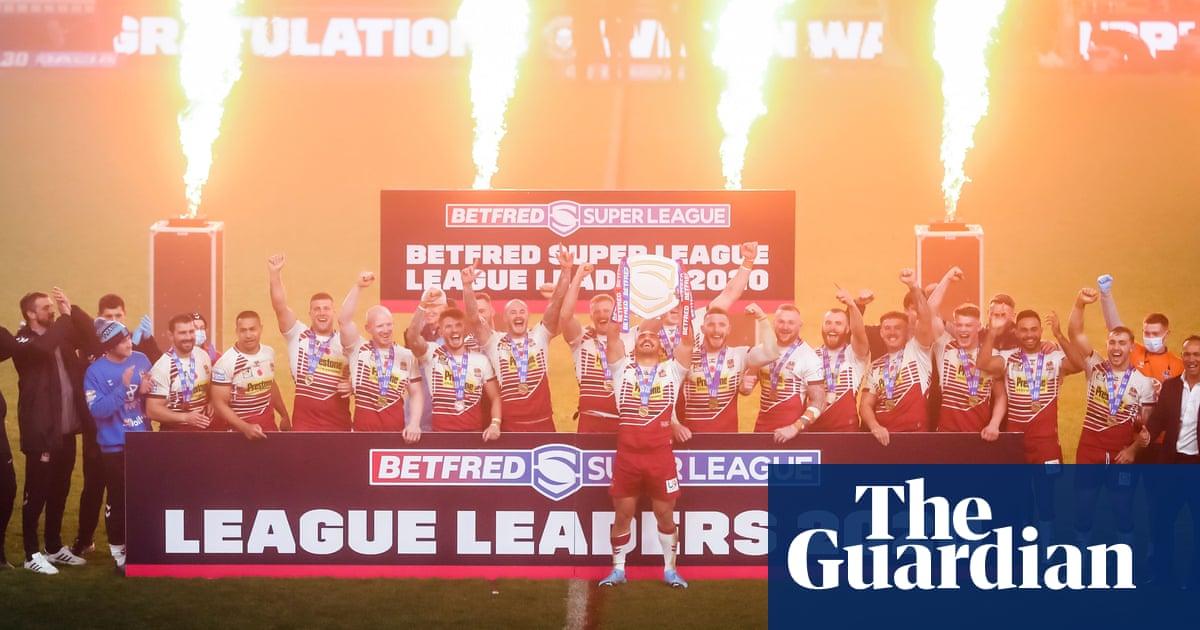 Zak Hardaker try seals League Leaders Shield as Wigan ease past Huddersfield