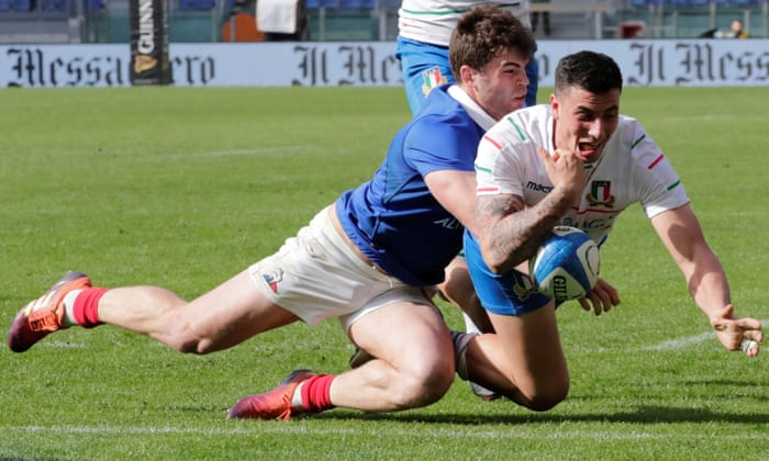 4e97180c84d Italy 14-25 France: Six Nations – as it happened! | Sport | The Guardian