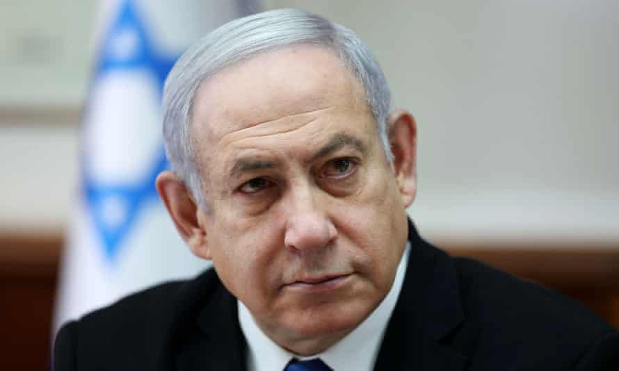 The Israeli prime minister, Benjamin Netanyahu, has been charged with bribery, fraud and breach of trust in three separate corruption cases.