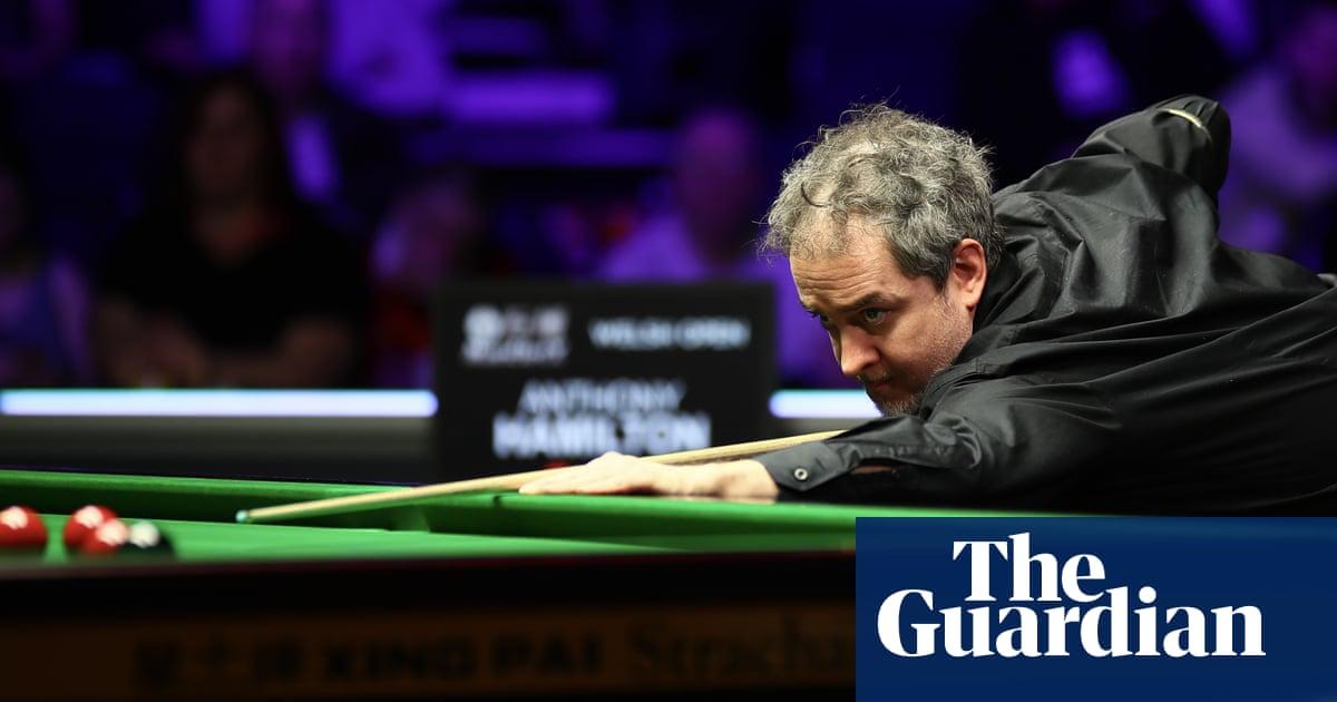 Judd Trump says Hamilton selfish to withdraw from world championship