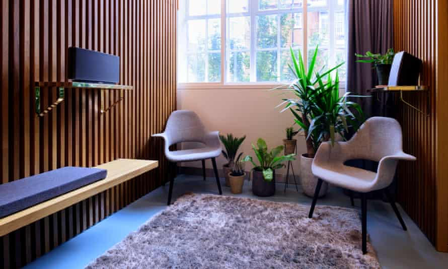 Sonos Studio listening room