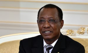 President Idriss Deby Itno condemned the rape as 'barbaric'.