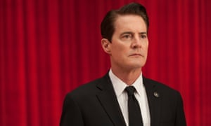 He keeps plugging on … Dale Cooper.