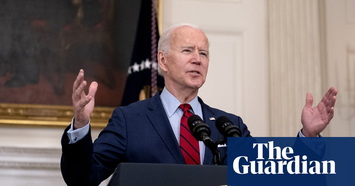First Thing: Biden announces sweeping gun reform orders – The Guardian