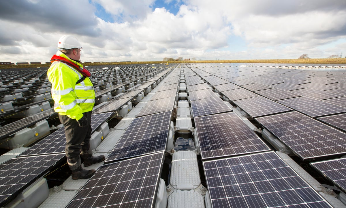 Foreign investment in uk green energy climbsoill teknik forex analizler