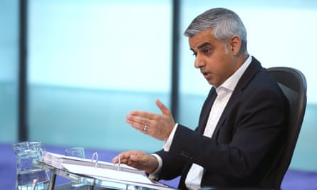 London mayor, Sadiq Khan, is floating the idea of a London Living Rent scheme to help average earners save for a deposit.