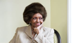 Cissy Houston pictured in 2013.