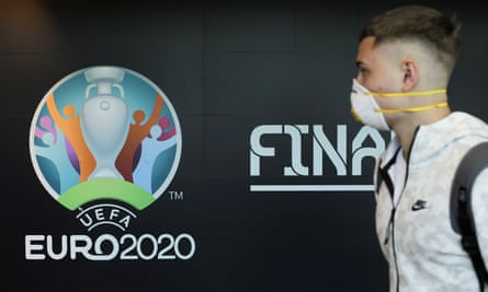 The postponement of Euro 2020 would free a month for domestic leagues to complete their seasons.