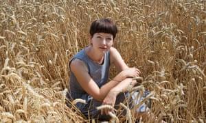 Among the barley: Melissa Harrison.