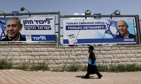 The secret of Netanyahu's success? A simple tale of good versus evil