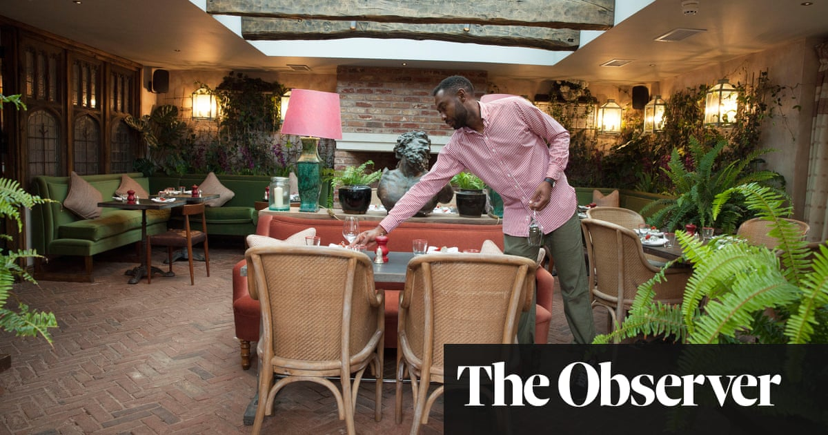 The Double Red Duke, Oxfordshire: 'It's a class act' – restaurant review