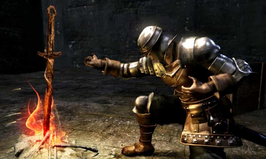 Dark Souls screenshot, game (2011)