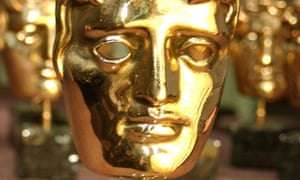 The Bafta trophy
