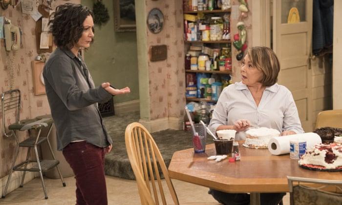 New Roseanne Show 2020.She Destroyed My Life Roseanne Barr Blames Co Star Sara