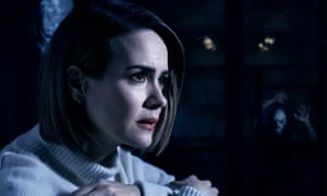 Sarah Paulson as Ally Mayfair-Richards in the latest installment of American Horror Story: Cult