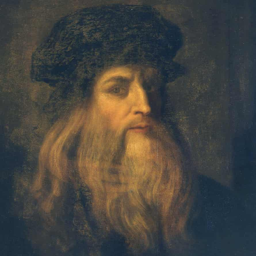 'Infinite curiosity': Leonardo da Vinci's self-portrait, 1505-10
