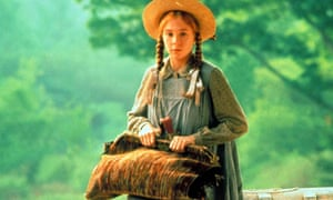 Megan Follows portrays Anne of Green Gables, based on the novels by Lucy Maud Montgomery.