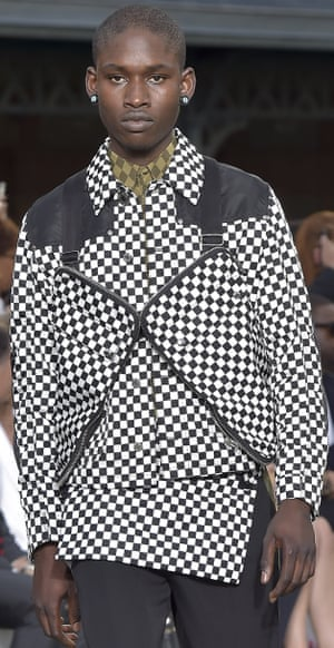 Givenchy show, Runway, Paris Men's Fashion Week