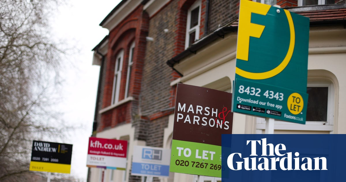 Only London's highest earners able to rent privately at affordable cost, ONS says