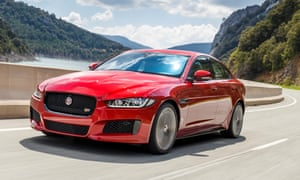 Jaguar Xe Review This Executive Saloon Does The Business