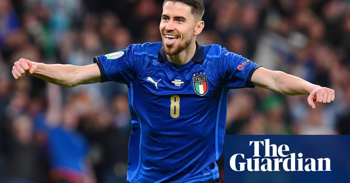 Jorginho's metronomic presence has become the beating heart of Italy