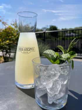 Gordon McIntyre's Piemonte cocktail