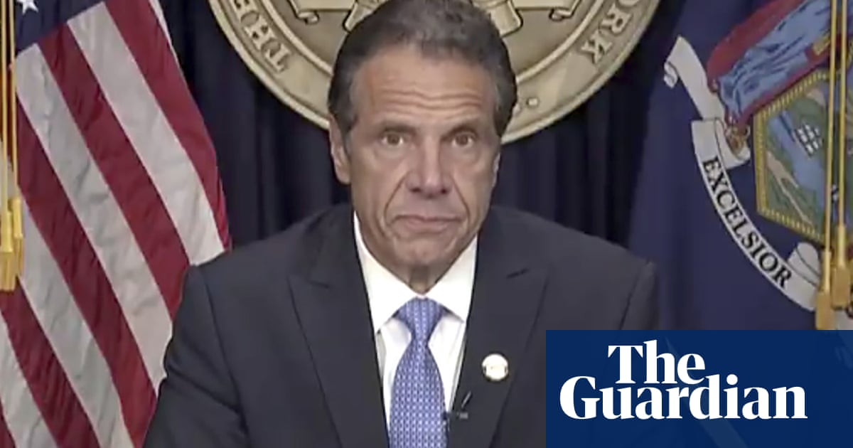 The fall of Andrew Cuomo
