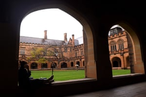 The University of Sydney.