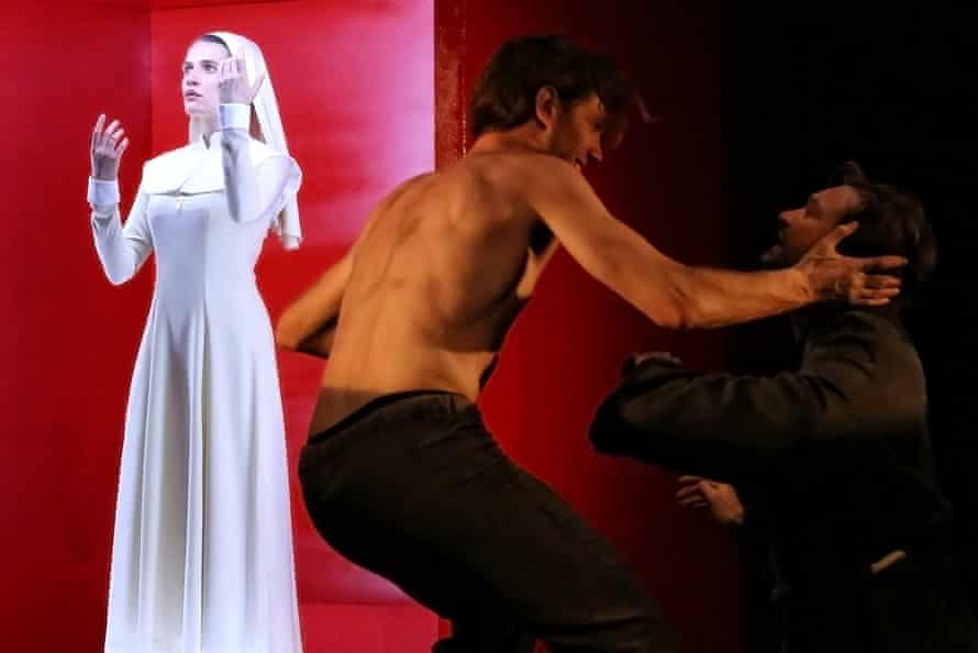Anna Khalilulina stars as Isabella in Measure for Measure