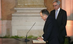 Portugal's Culture Minister Joao Soares resigned after the prime minister was forced to apologise on his behalf.