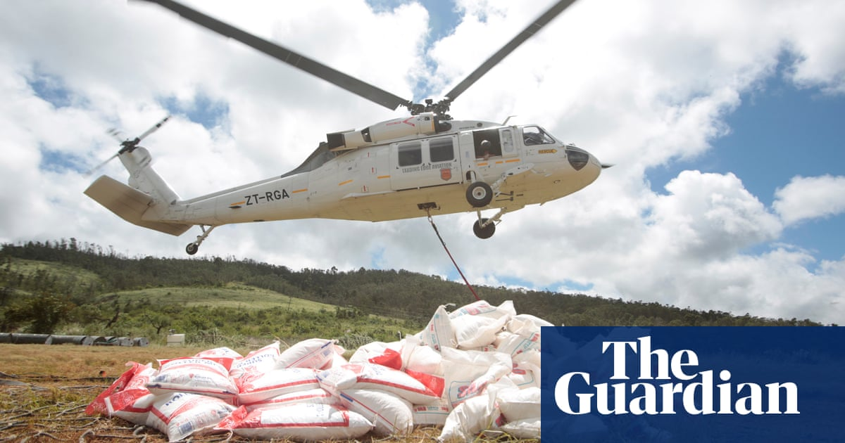 Poorest countries bear the brunt as aid levels fall for second successive year