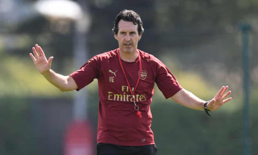 Training sessions under Unai Emery have felt fresh and are asking new questions of Arsenal's players, in contrast to the final Wenger years.