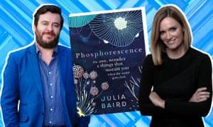 Michael Williams and Julia Baird.