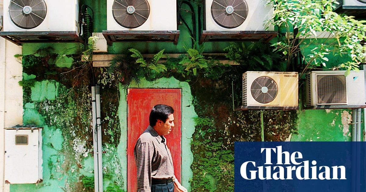 Why air conditioning is a vicious circle | Environment | The Guardian