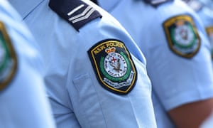 NSW police officers