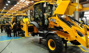 Workers at heavy machinery giant JCB will be paid through a shutdown.