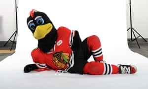 Tommy Hawk poses in happier times