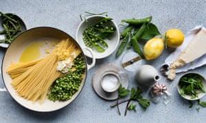 Cook 23 April Anna Jones pasta ingredients