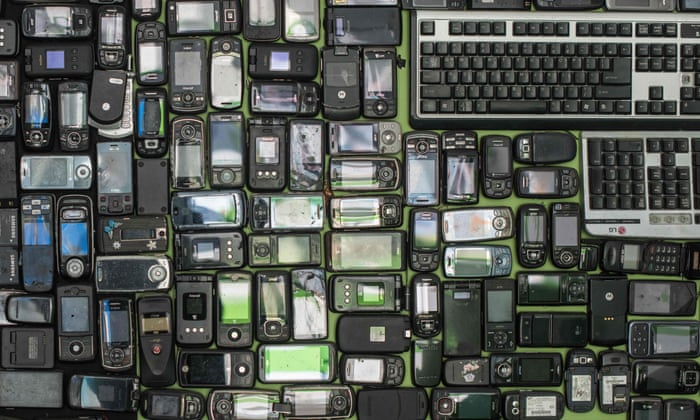 Samsung and Greenpeace: what you need to know about e-waste