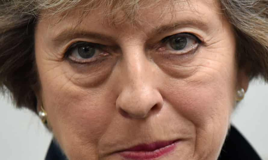 Theresa May was accused of being too controlling.