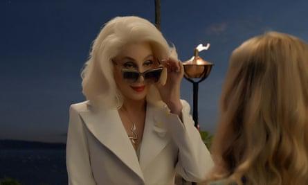Cher in Mamma Mia! Here We Go Again.