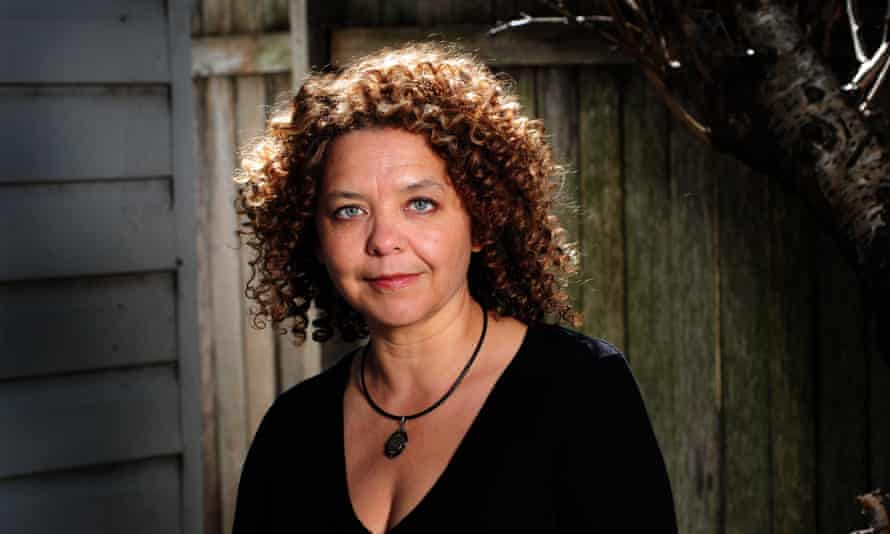 Author Malla Nunn, whose YA novel When the Ground is Hard is out now.