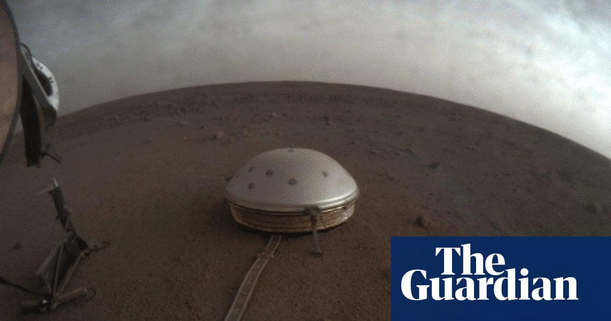 Nasa's InSight lander reveals internal structure of Mars