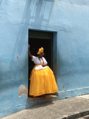 First place: Photographer of the Year – a woman in Salvador de Bahai, Brazil. Shot on iPhone 6S.