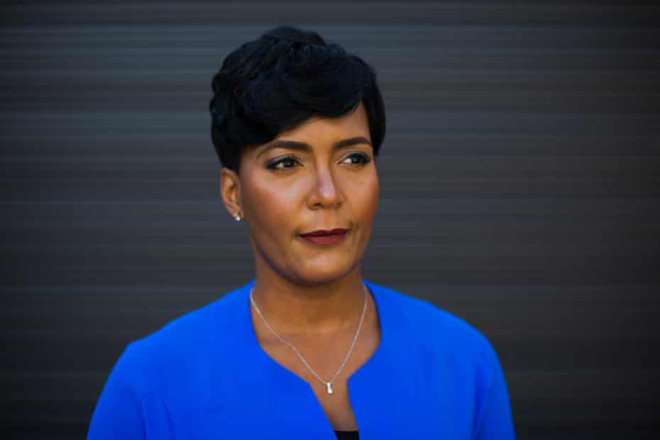 Atlanta mayor Keisha Lance Bottoms: 'It's 2020 and this was a lynching of an African American man.'